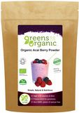 Greens Organic - Organic Acai Berry Powder 50gm